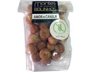 cinnamon biscuits gluten free montes de paladares 125g