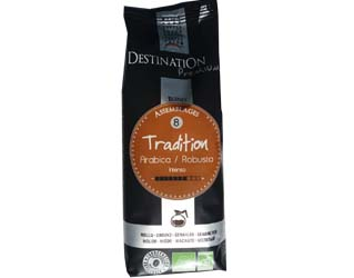 organic filter coffee arabica robusta destination 250gr