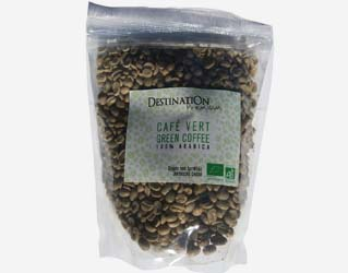 green coffee grain destination 500gr
