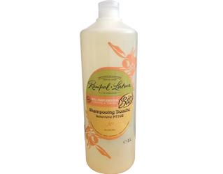 shampoo-shower gel honey and grapefruit rampal latour 1lt