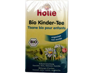 tea for babies holle 30gr