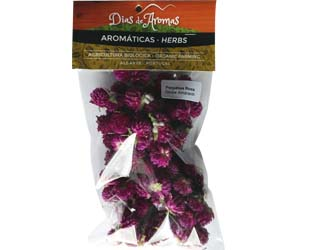 purple perpetua organic tea dias de aromas 20g