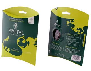 green organic tea ervital ervital 30g