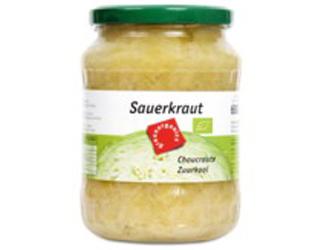 sauer croute greenorganics 650gr