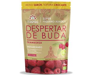 buddha´s awake raspberry gluten free iswari 360gr
