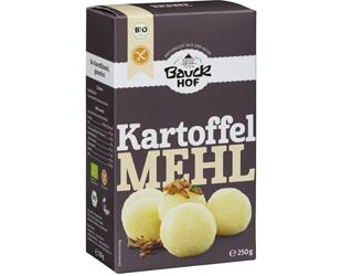 potato starch gluten free bauck hof 250gr