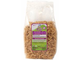 whole rice fusilli gluten free finestra 500gr