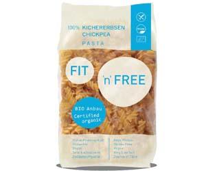 chickpeas fusilli gluten free fit n free 300gr