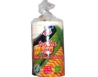 galetes de milho com sal sem glúten finestra 120gr