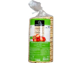 corn galetes gluten free naturedoods 120gr