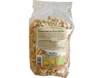 granulado de soja grossa provida 200gr