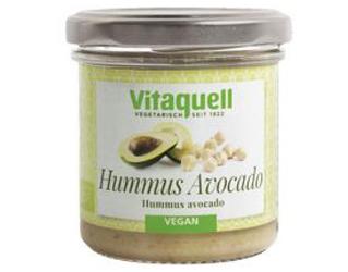 hummus com abacate vitaquell 130gr