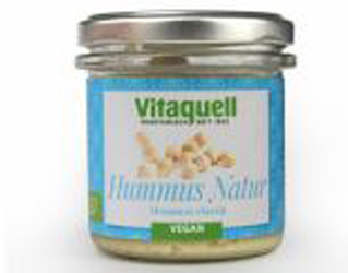 hummus natur vitaquell 130gr