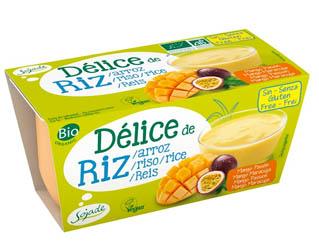 iogurte de arroz manga maracujá sojade 2x100gr