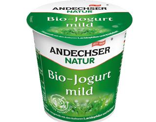 natural yoghurt 3,7% andechser 150gr