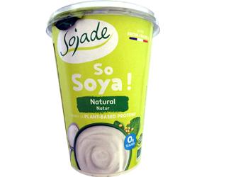 yoghurt natural sojade 400gr