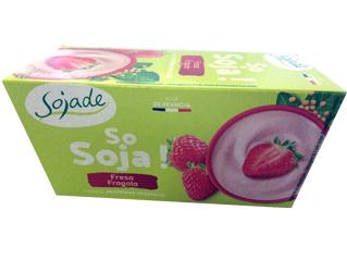 iogurte de arroz morango cassis sojade 2x100gr