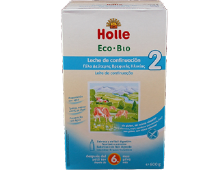 milk bio lac 2 holle 600gr