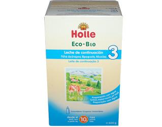 milk bio lac 3 holle 600gr