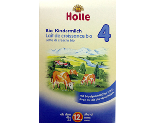 milk bio lac 4 holle 600gr