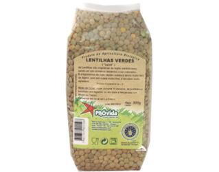 lentilhas verdes laird provida 500gr