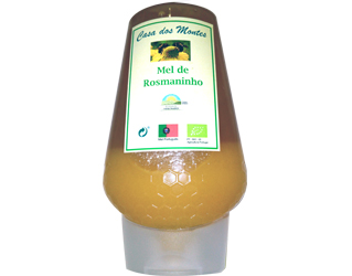 rosemary honey top down casa dos montes 500gr