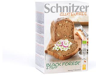 pão black florest+teff s/gluten schnitzer 2x250gr