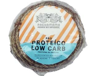 bread artisan proteic low carb gluten free pachamama 300gr
