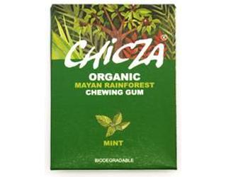 spearmint gum 100% biodegradable chicza 30gr