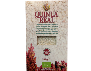 quinoa real flakes gluten free 250gr
