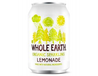 soft drink lemonade whole earth 33cl