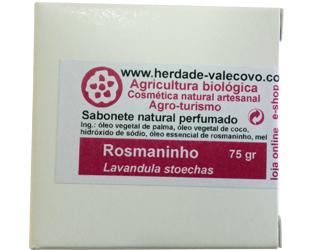 lavander soap herdade vale côvo 75gr