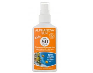 spray solar criança F50 alphanova 125g