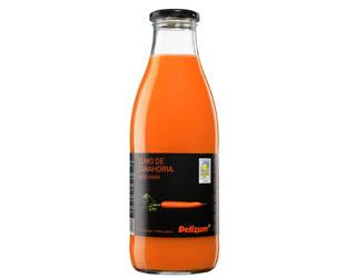 sumo de cenoura delizum 1lt