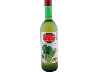 grape natural juice 0,75L