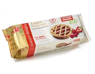 red fruits tart gluten free germinal 200gr