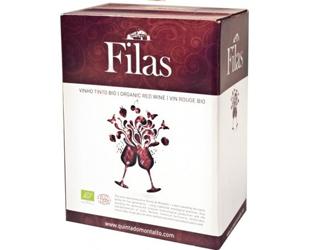 red wine filas 0,75L