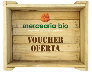 organic grocery voucher €15