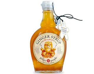 ginger syrup the ginger party 237ml